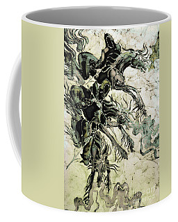 The Black Riders Descend Coffee Mug