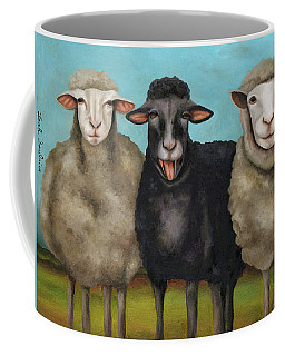 The Black Sheep Coffee Mug