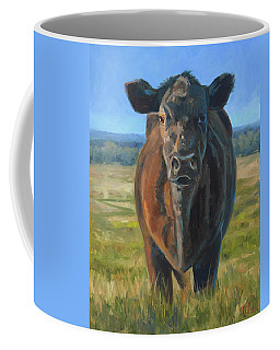 The Black Steer Coffee Mug