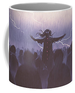 The Black Wizard Coffee Mug