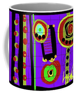 The Blessed Man Coffee Mug
