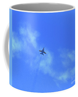 The Blue Angel Coffee Mug