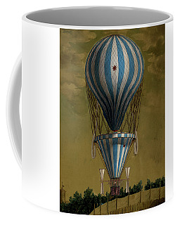The Blue Balloon Coffee Mug