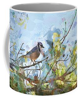 The Blue Bird Coffee Mug
