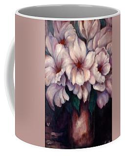 The Blue Flowers Coffee Mug