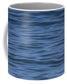 The Blue Pacific Coffee Mug