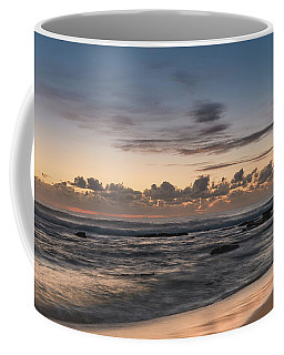 The Blues - Sunrise Seascape  Coffee Mug