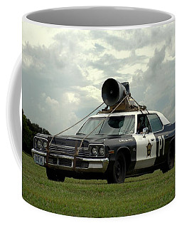 The Bluesmobile Coffee Mug by Tim McCullough