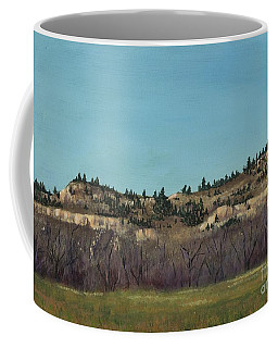 The Bluffs Coffee Mug