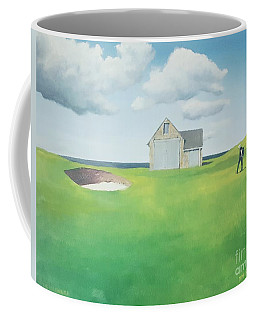 The Boathouse Coffee Mug