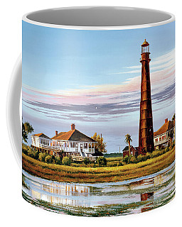 The Bolivar Lighthouse Coffee Mug