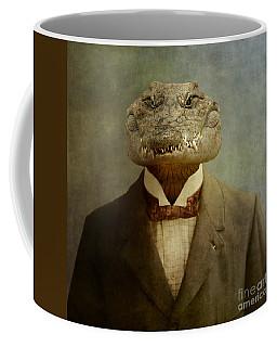 Crocodile Coffee Mugs
