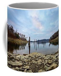 The Bottom Of The Lake Coffee Mug