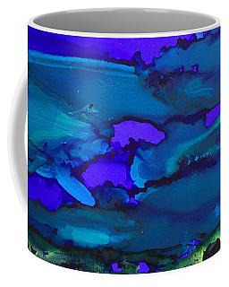 The Bottom Of The Sea Coffee Mug