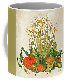 The Bountiful Harvest Coffee Mug
