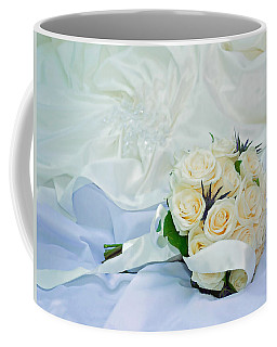 The Bouquet Coffee Mug by Keith Armstrong