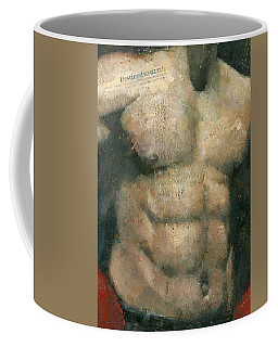 The Boxer Coffee Mug by Steve Mitchell