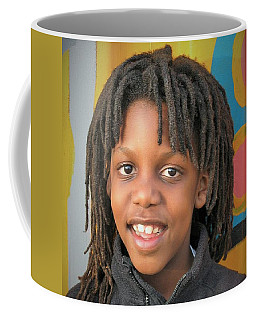 The Boy Who Wore Dreads Coffee Mug