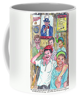 The Boys Of Spring Coffee Mug