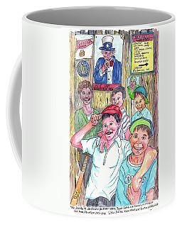 The Boys Of Spring Coffee Mug