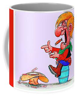 The Bozo Collection 5 Coffee Mug
