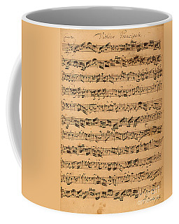 The Brandenburger Concertos Coffee Mug
