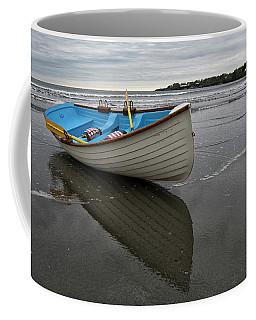 The Breakers In Color Coffee Mug