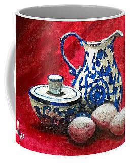 The Breakfast Still Life Coffee Mug by Jim Phillips