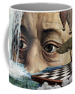 The Breaking Point Coffee Mug by Ally White
