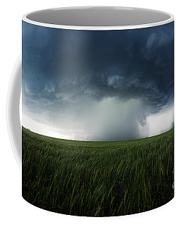 The Breath Before The Plunge Coffee Mug