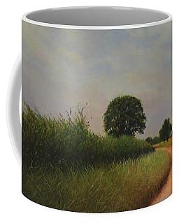 The Brighter Road Ahead Coffee Mug