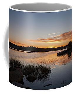 The Brink - Pawcatuck River Sunrise Coffee Mug