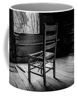 The Broken Chair Coffee Mug