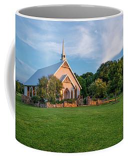 The Brooks At Weatherford Wedding Chapel Coffee Mug