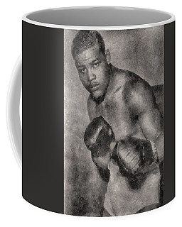 Coffee Mug featuring the photograph The Brown Bomber by Joseph Hollingsworth