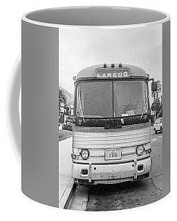 The Bus To Laredo Coffee Mug