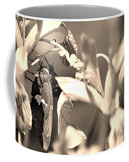 The Butterfly Coffee Mug