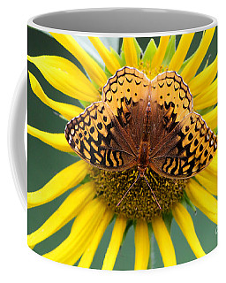 The Butterfly Effect Coffee Mug by Tina  LeCour