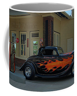 The California Kid Coffee Mug by Tim McCullough