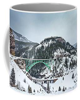 The Call Of The Rockies Coffee Mug