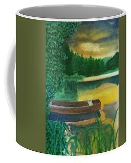 The Calm Before Nighttime Coffee Mug