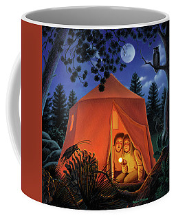 The Campout Coffee Mug