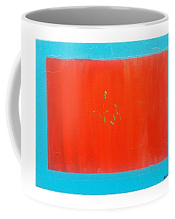 Coffee Mug featuring the painting The Candy Store by Robbie Masso