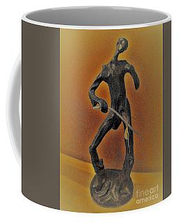 The Cane Man. Coffee Mug