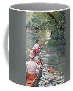 The Canoes Coffee Mug