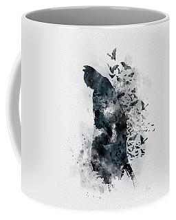 The Caped Crusader Coffee Mug