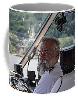 The Captain Coffee Mug