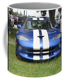 Coffee Mug featuring the photograph The Car Of Many Dreams  by Aaron Martens
