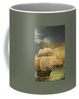 The Caravel Coffee Mug