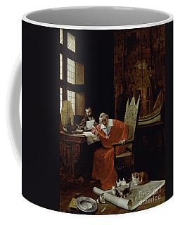 The Cardinal's Leisure  Coffee Mug